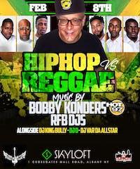 Tuff Citi & Real Rock Ent. Present: Hip Hop VS Reggae