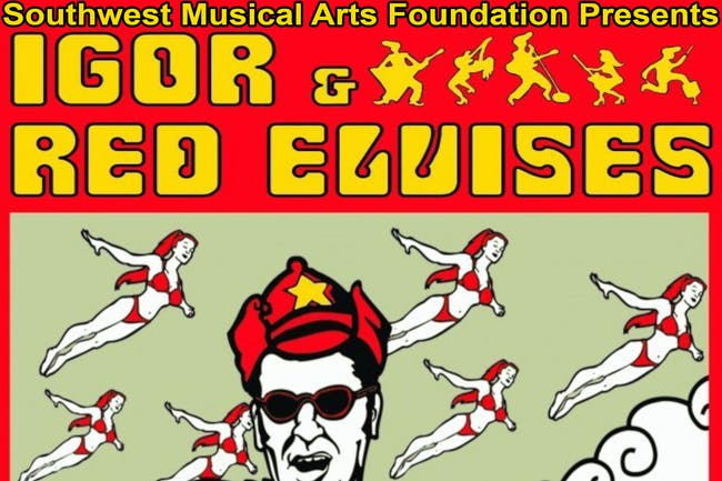 Igor and The Red Elvises