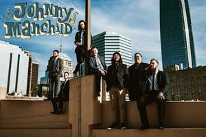 Johnny Manchild w/ special guests Second Start and Strangefellas