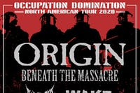 ORIGIN -Beneath the Massacre-Defeated Sanity-Wake-Idolotrous