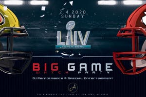 The Ainsworth Big Game Watch Party