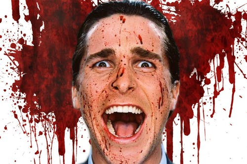 American Psycho- The Movie