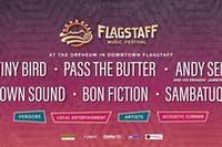 ***POSTPONED*** Flagstaff Music Festival 2020
