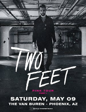 Two Feet: Pink Tour Part 1
