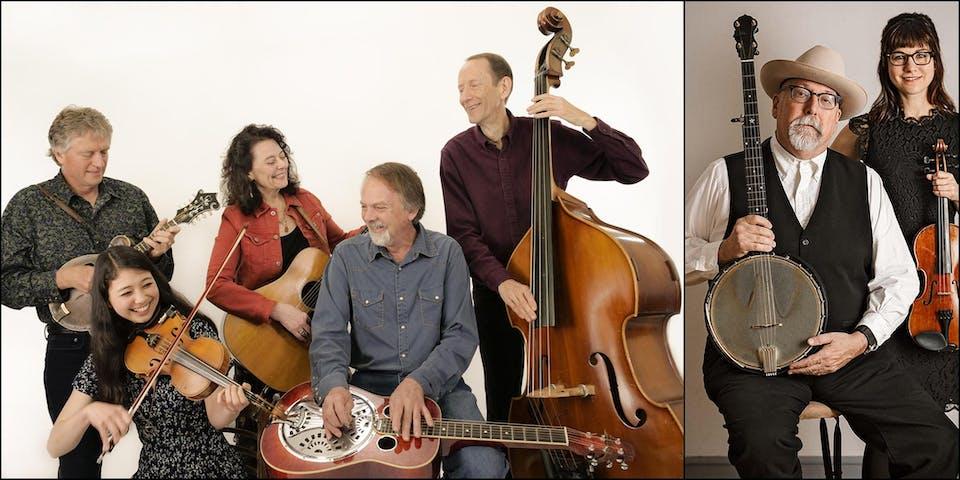 Kathy Kallick Band and April Verch & Joe Newberry