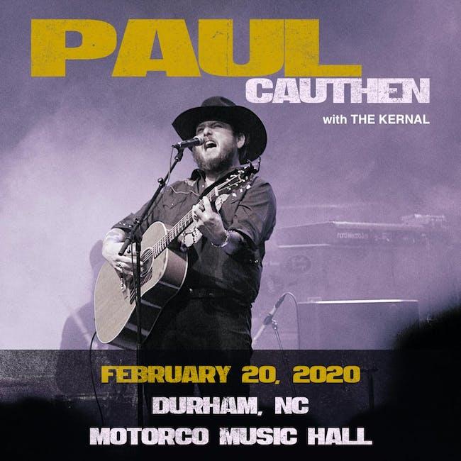 PAUL CAUTHEN /The Kernal