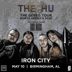 The Hu at Iron CIty