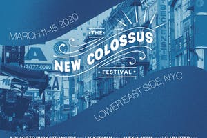 The New Colossus Festival: Night 2