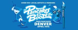 The Denver Pancakes & Booze Art Show