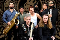 Dead Man's Party Tribute to Oingo Boingo
