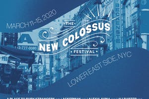 The New Colossus Festival: Day 3