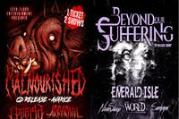 The Malnourished Cd Release & Beyond Our Suffering's EP Release