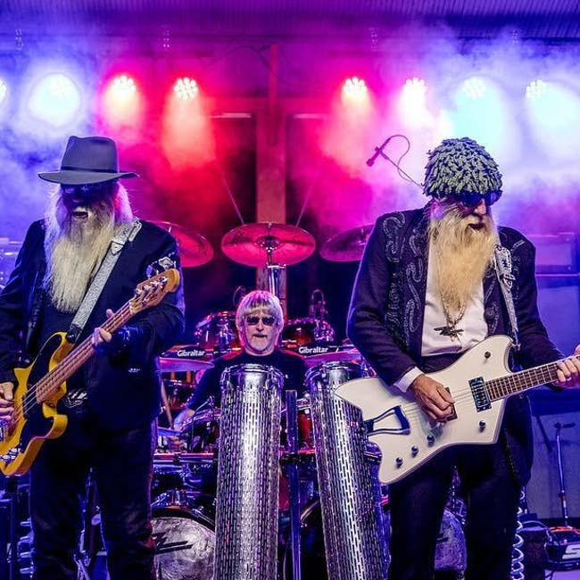 ZZ-KC: A Tribute to ZZ Top | RESCHEDULED