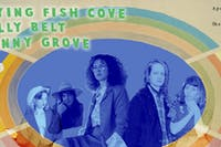 Flying Fish Cove, Belly Belt, Banny Grove