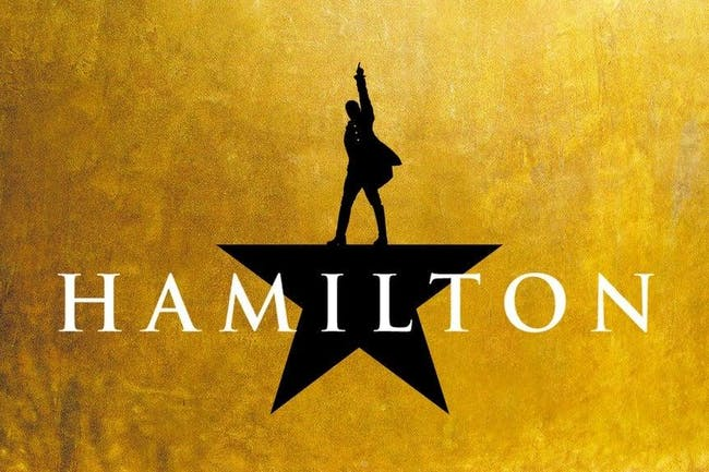 """Hamilton"" at the Kennedy Center - LAST 2 TICKETS!"