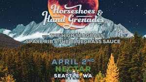 (Cancelled) HORSESHOES & HAND GRENADES with High Seagrass, Spare Rib