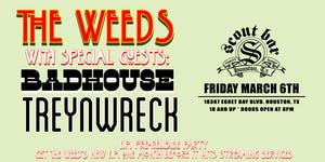 The Weeds  EP Release Show
