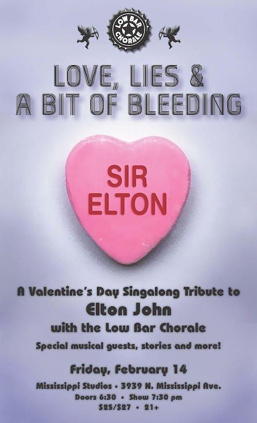 Love! Lies! And a Bit of Bleeding!