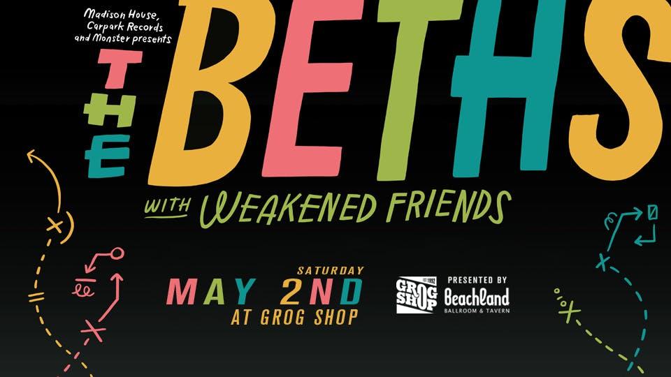 The Beths • Weakened Friends
