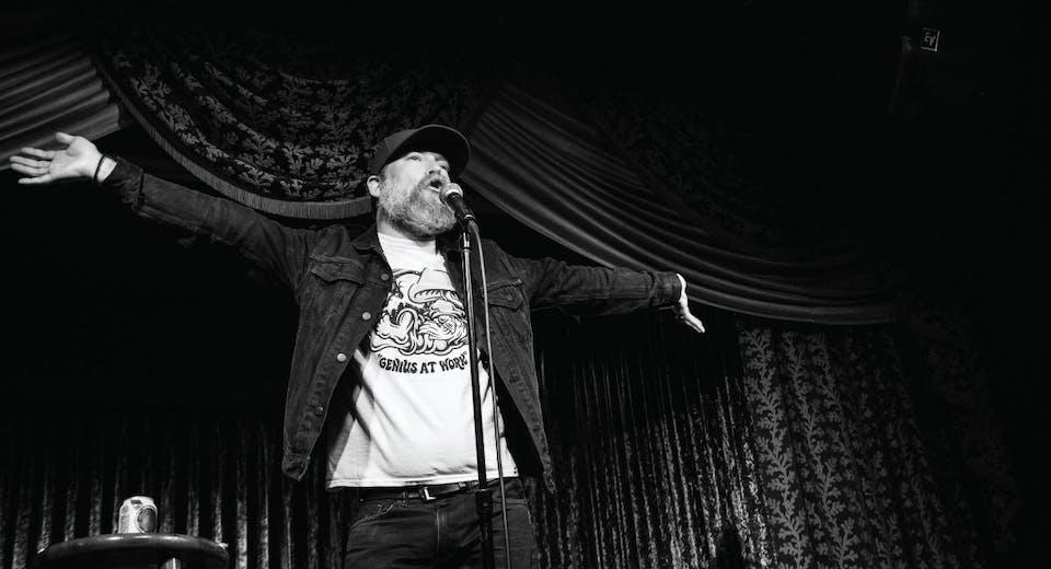 Kyle Kinane:  The Spring Break Tour @ The Paramount Theatre