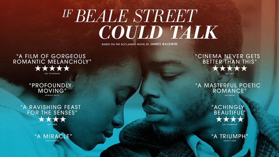 Manny's Movie Night: If Beale Street Could Talk