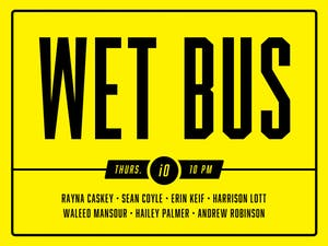 Wet Bus, The Harold Team Slice