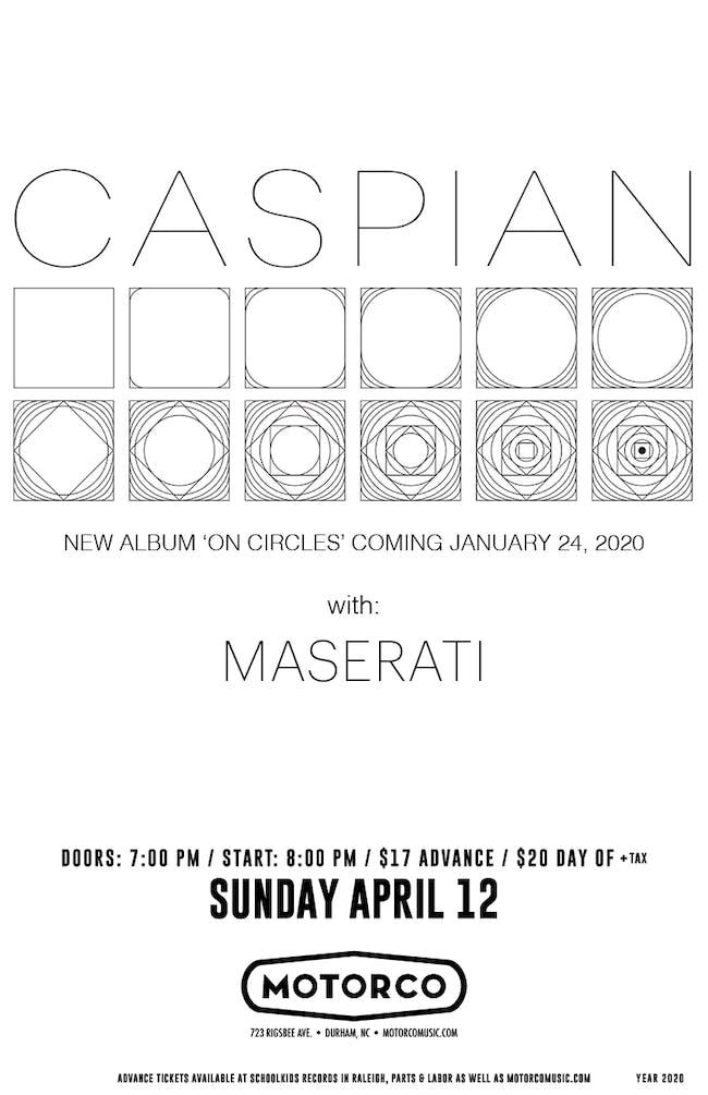 CASPIAN / Maserati