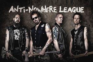 ANTI-NOWHERE LEAGUE, The Besmirchers, Slaughter Boys