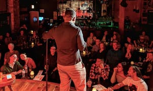 MONDAY MARCH 23: COMEDY GAMESHOW
