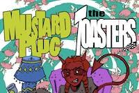 Mustard Plug & The Toasters at El Corazon
