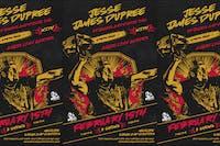 Jesse James Dupree (of Jackyl and Dixie Inc.)