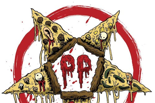 Metal Monday *PIZZA PARTY PRINTING TAKEOVER*