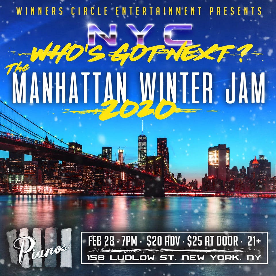Manhattan Winter Jam 2020