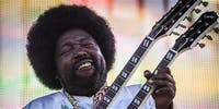 AfroMan Live at Brauer House
