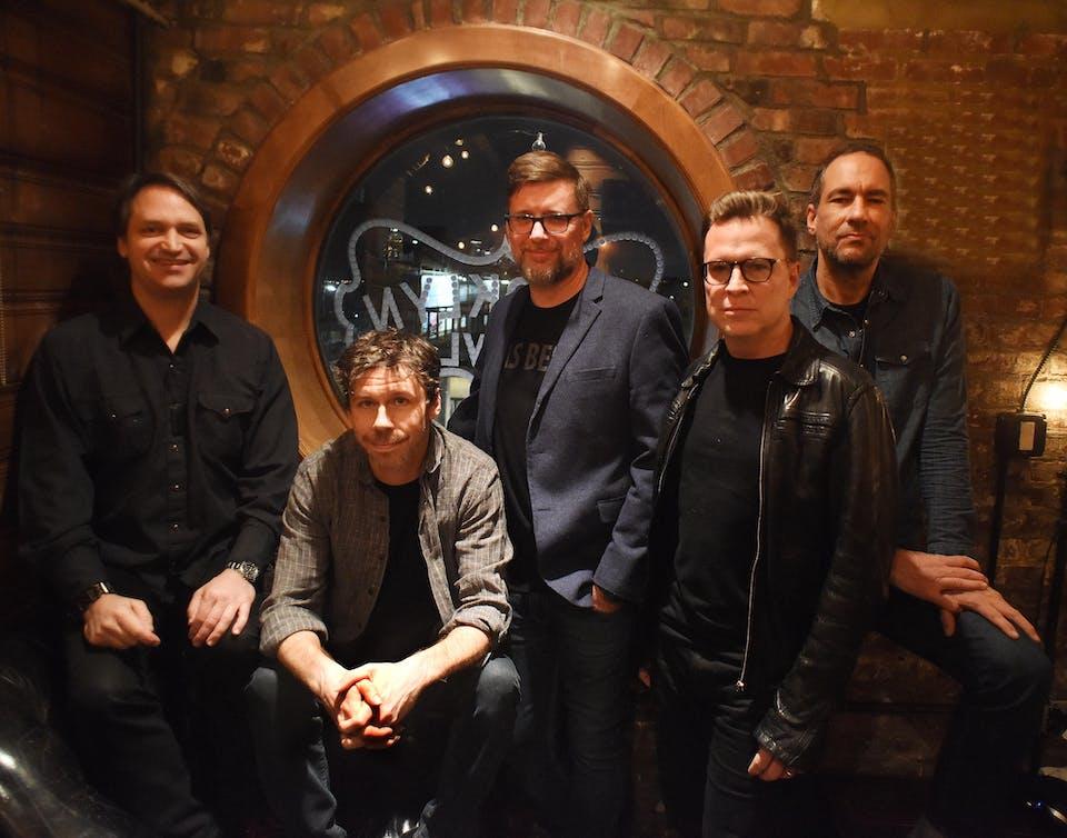Emerald Quintet: Skerik-Stanton Moore-Robert Walter-Scott Metzger-Andy Hess