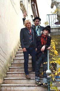 The Fleshtones ~ Nixon's Head ~ Brother JT