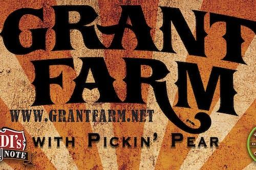 Kind Care of Colorado presents Grant Farm w/ Pickin' Pear