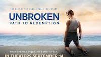 Free Movie Night: Unbroken 2 Path To Redemption