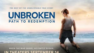 Free Movie Night: Unbroken 2 Path To Redemption