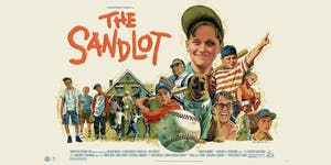 The Sandlot (1993) with Pre-Movie Card Show