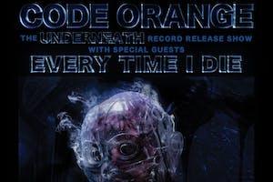 Code Orange - The Underneath Record Release Show