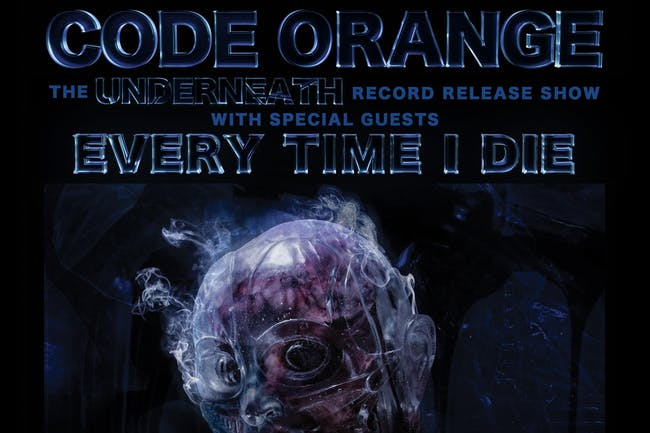 Code Orange - The Underneath Record Release Show