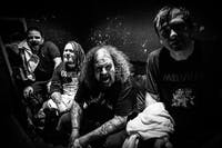 NAPALM DEATH  /Aborted / Tombs / WVRM