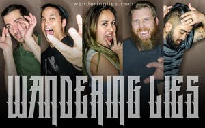 Wandering Lies Record Release Show