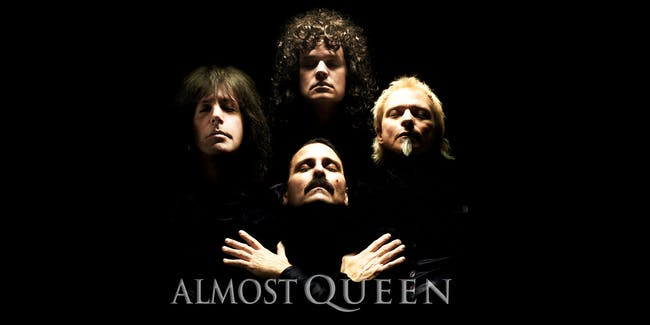 Almost Queen: A Tribute to Queen