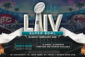 Bar 13 Big Game Super Bowl Sunday Watch Party 2/2
