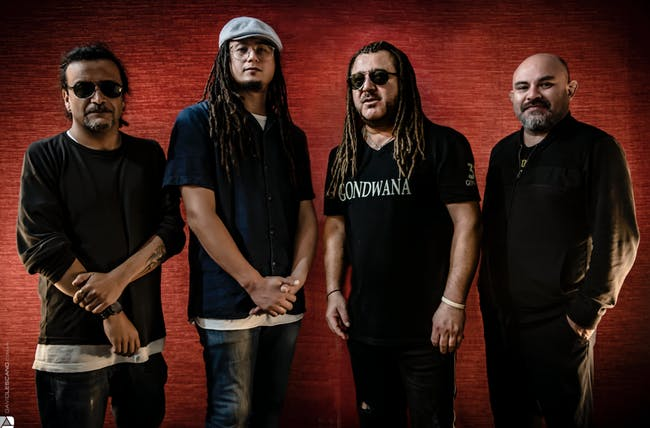 Gondwana with special guest E.N Young Lions Tour 2020