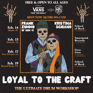 VANS & SJC Present: Loyal to the Craft Tour