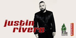*** CANCELLED *** Justin Rivera