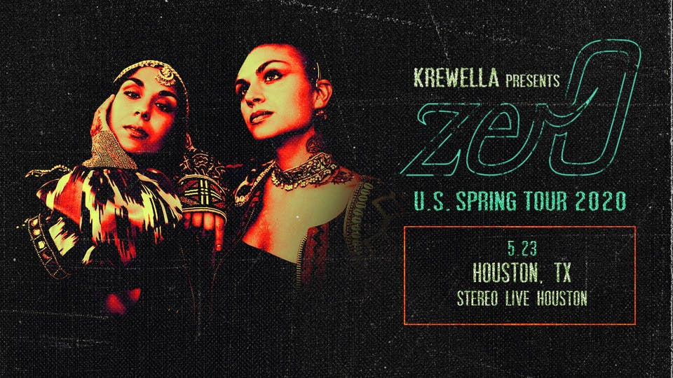 Krewella - Stereo Live Houston